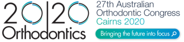 27th Australian Orthodontic Congress Cairns 2020